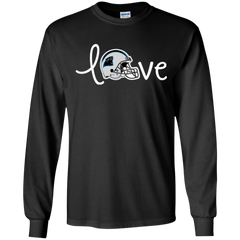 Carolina Panthers T shirts Love
