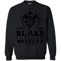 Blake Shirts The Legend Is Alive T shirts