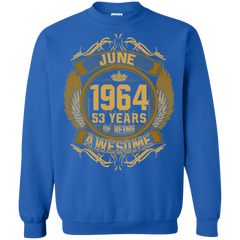 Awesome Shirts June 1964 53 Years Of Being Awesome