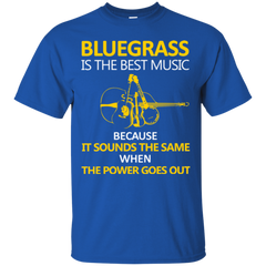 Bluegrass Shirts The Best Music