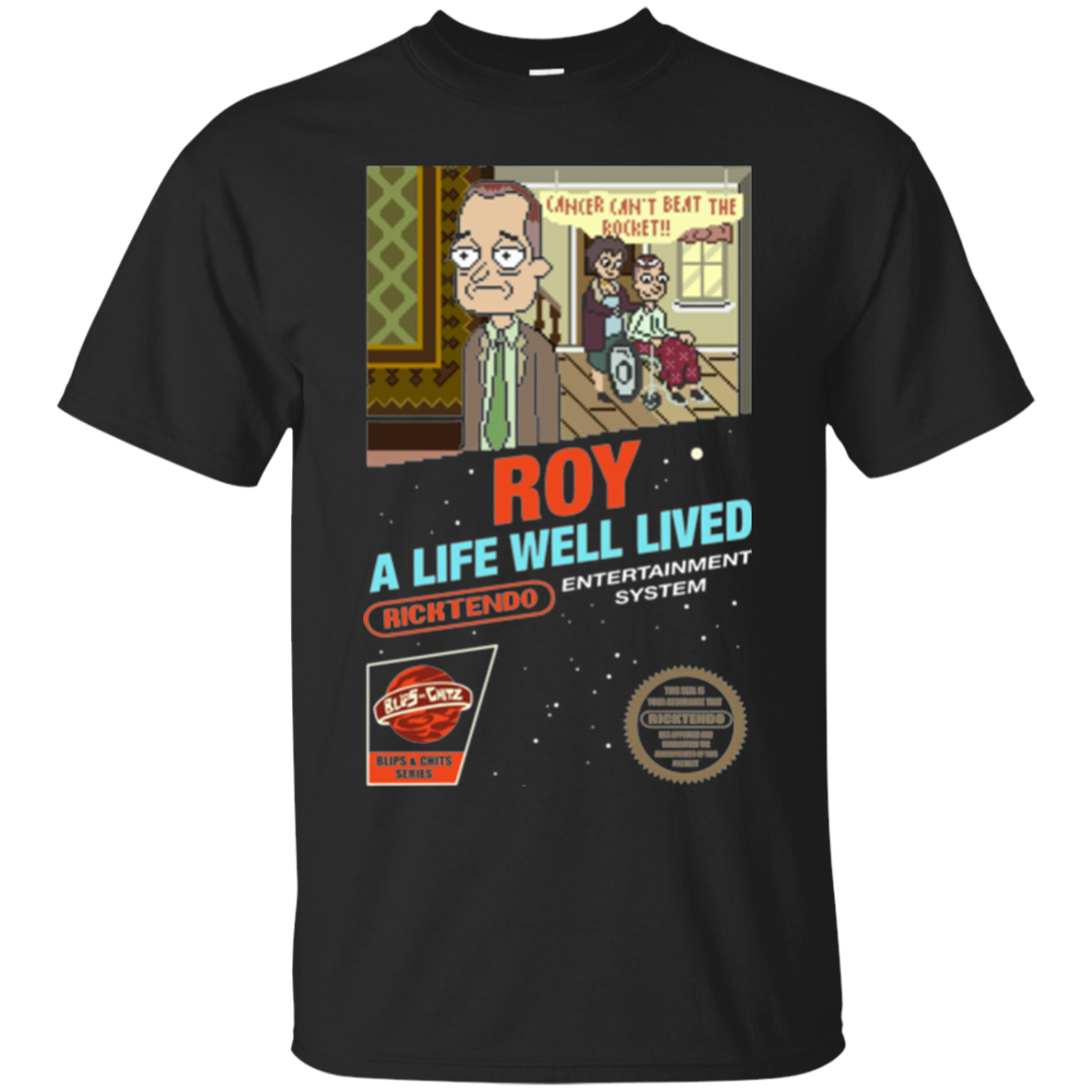 A Life Well Lived Roy Shirts