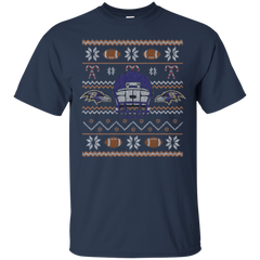 Baltimore Ravens Ugly Christmas Sweaters