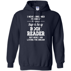 Book Reader Shirts Never Dreamed End Up Marrying Sexy Book Reader