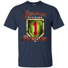 1st Infantry Shirts The Big Red One