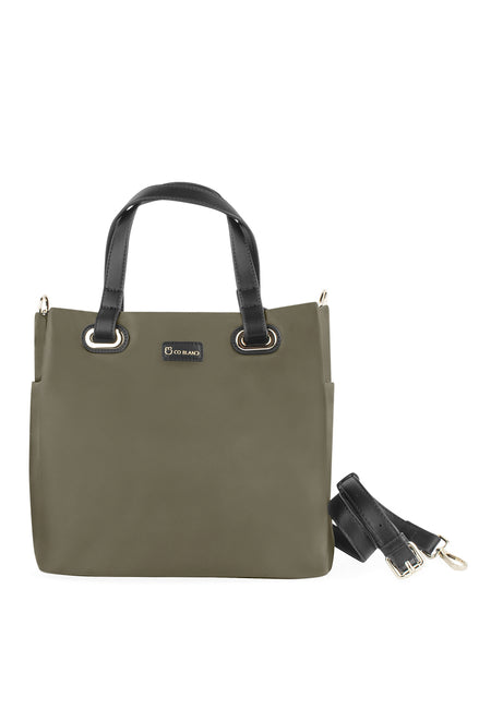 Double Handle Casual Sling Bag