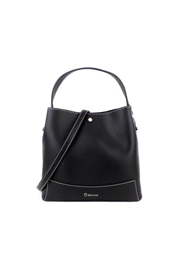Top Handle Bucket Bag