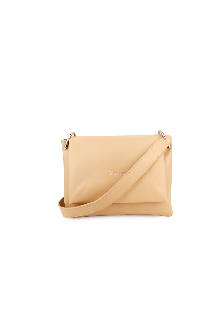 Front Flap Shoulder Bag