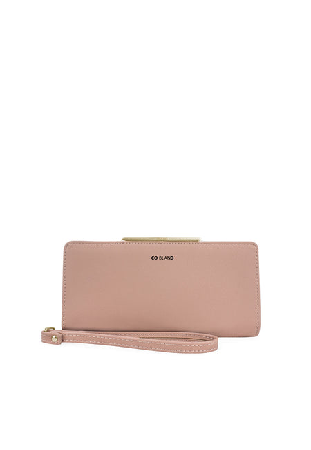 Zip Around Long Wallet