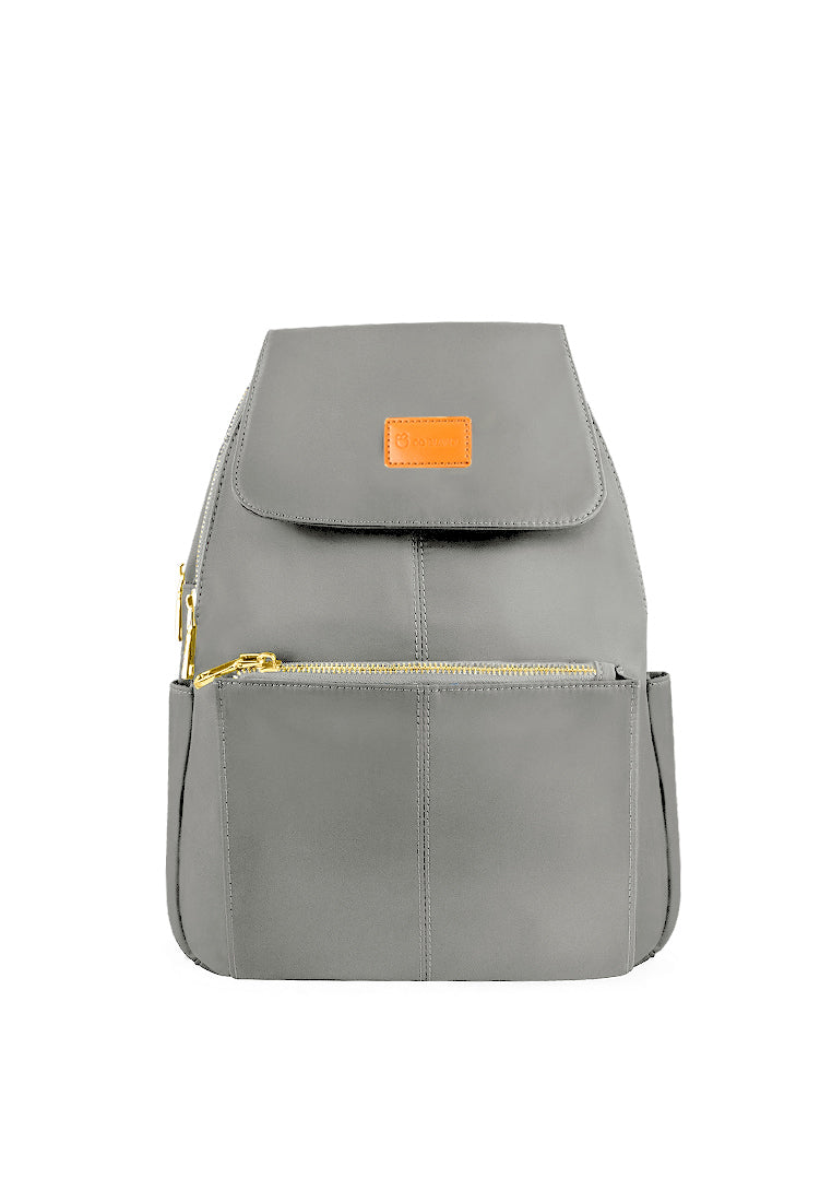 Front Flap Nylon Backpack