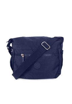 Clara Lightweight Medium Nylon Sling Bag