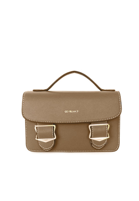 Top Handle Mini Satchel Crossbody