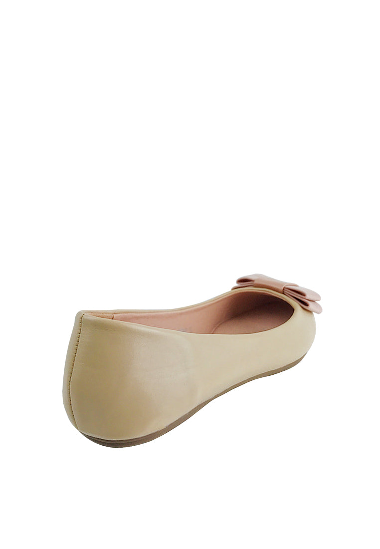 Simple Bow Ballerinas