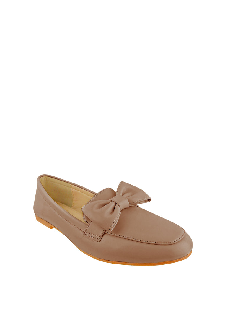 Loafers with Bow
