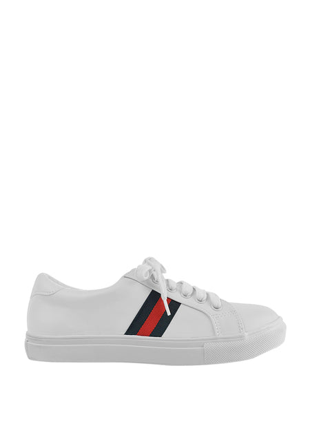 Side-stripe Sneakers