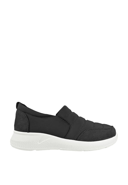 Quilted Slip On Sneakers