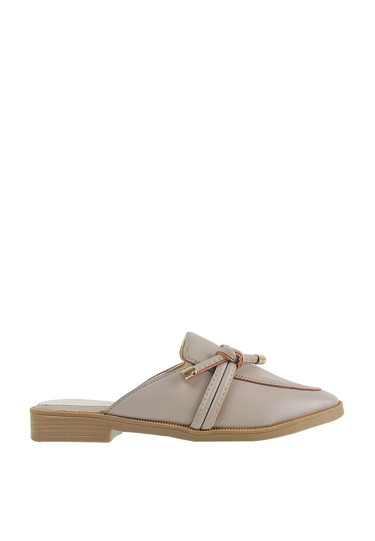 Mule Flats with Twisted Knot