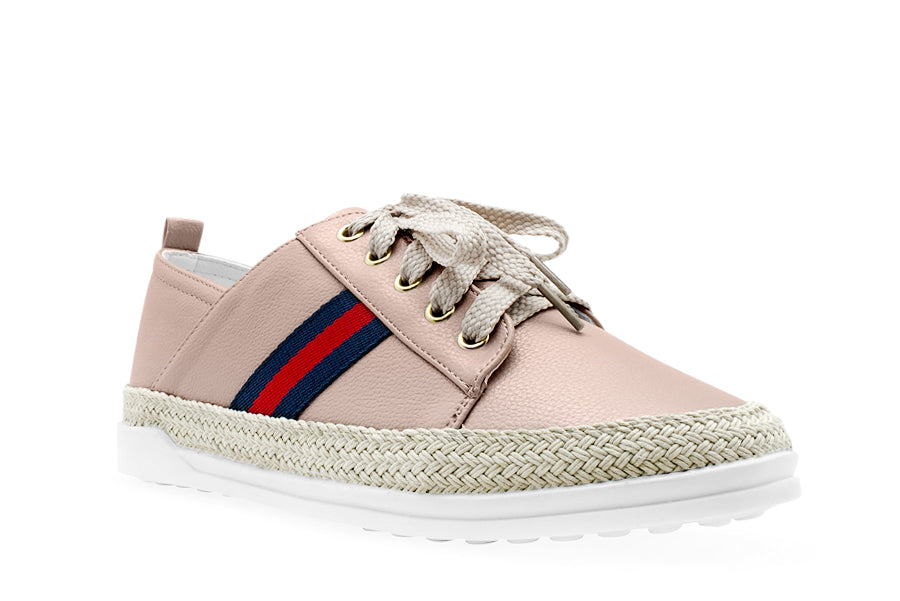 Lace-Up Casual Sneakers