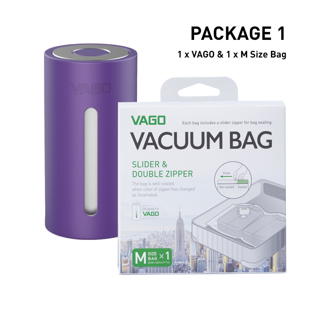 VAGO : Purple : Package 1