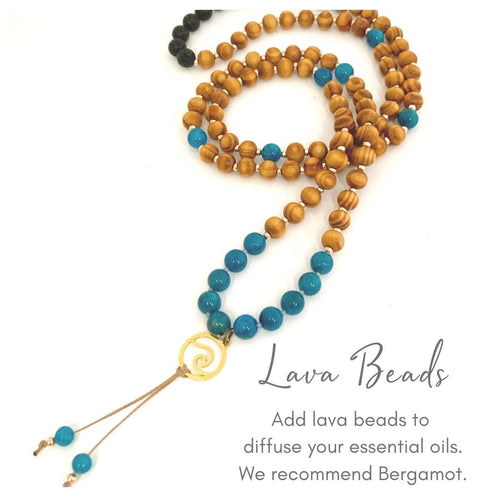 Cravings Wood Mala
