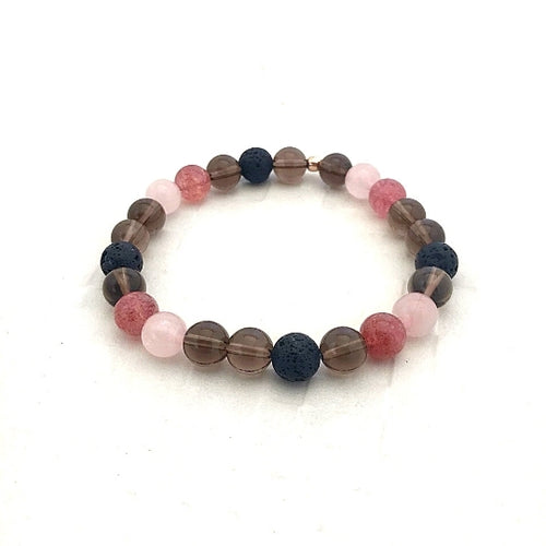 SURVIVOR MIX FOR CANCER  The gentle energy of these crystal gemstones give support to people in their recovery from Cancer.