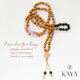 Kaya Jewellery - Chakra balance and Essential oil diffuser Jewellery - Wellness Consultation