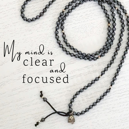 Flourish Mala ~ Intuition