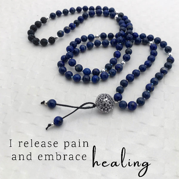 Convention Special Mala ~ For Pain