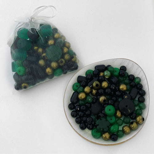 Green Do it Yourself Beading Kit