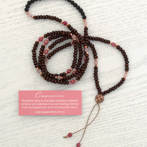 Thrive Necklace ~ Compassion