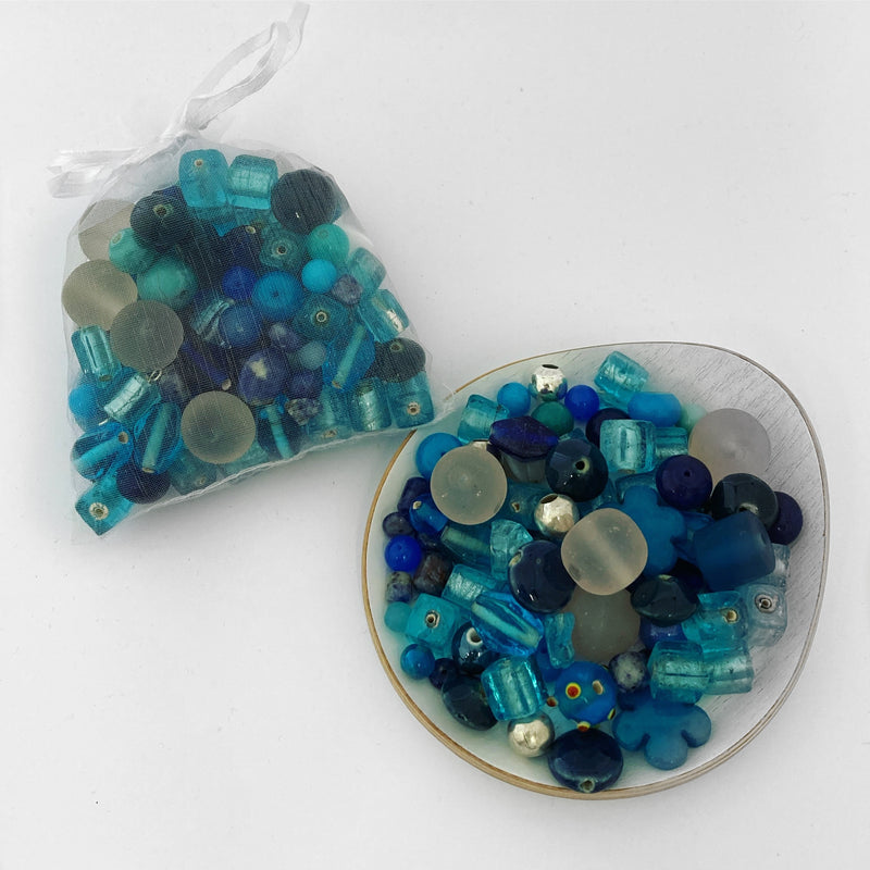 Turquoise Do it Yourself Beading Kit