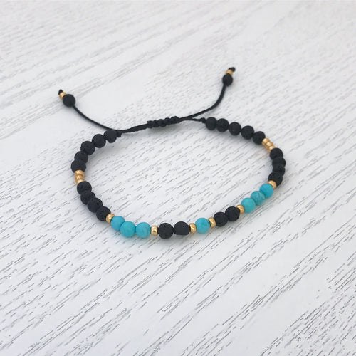 TURQUOISE FOR EXPRESSION . Turquoise Howlite aids in clear communication, so we express our truth with conviction. It promotes being authentic, projecting honour and integrity.