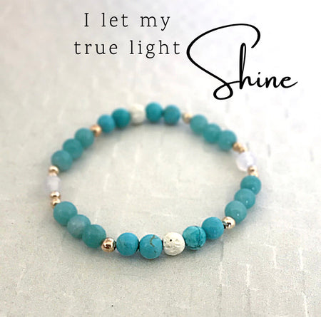 Thrive Necklace ~ Wisdom