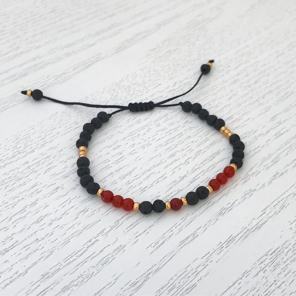 CARNELIAN FOR RADIANCE . Carnelian brings vitality and warmth to our personality and deepens our connection to others. It also fans the flames of passion and sensuality. .