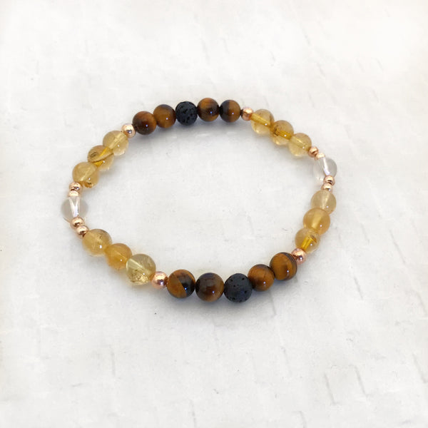 Inspiration - Gemstone Bracelet
