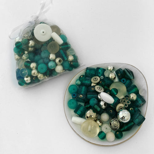 Teal Do it Yourself Beading Kit
