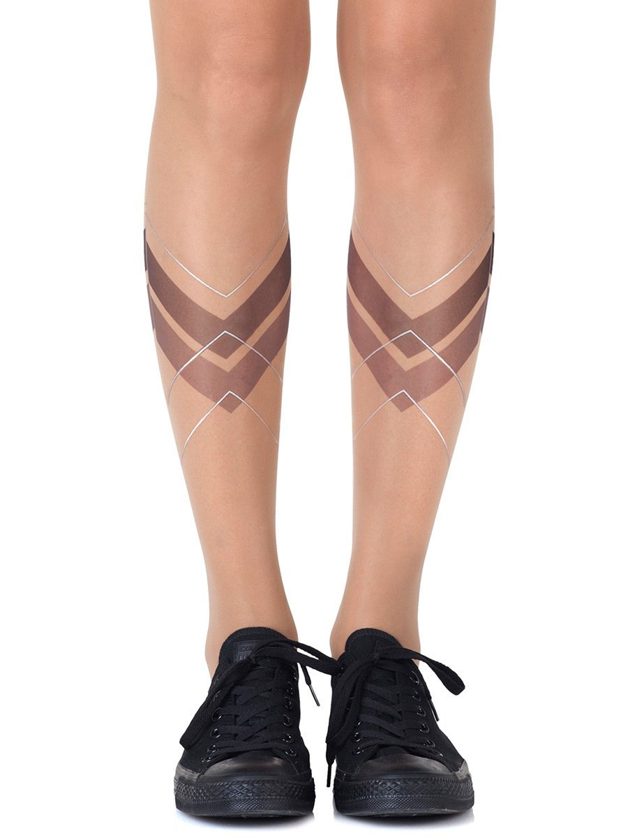 Angles Among Us Tights