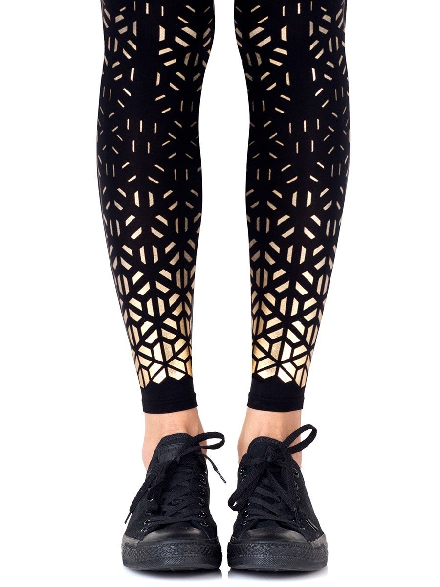 Shape Up Footless Tights