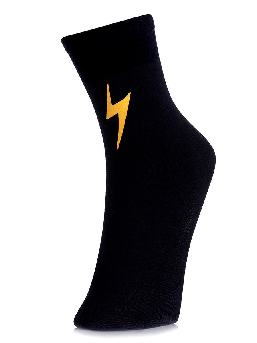 Electric Feel Ankle Socks