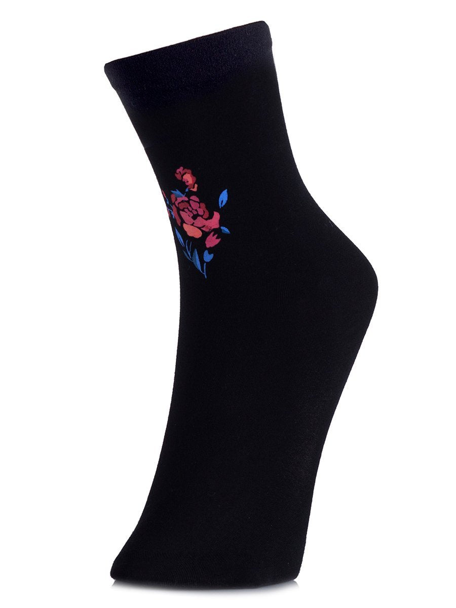 Kiss From The Rose Ankle Socks