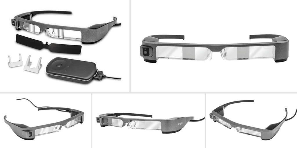 d7193f871d3 EPSON Moverio Bt-300 FPV Glasses - New Product Experience - Magic ...
