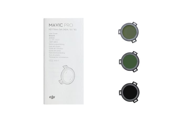 Mavic - ND Filters Set (ND4/8/16)