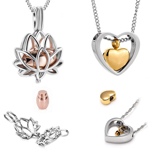 Stainless Steel Cremation Jewellery Sale June 2020
