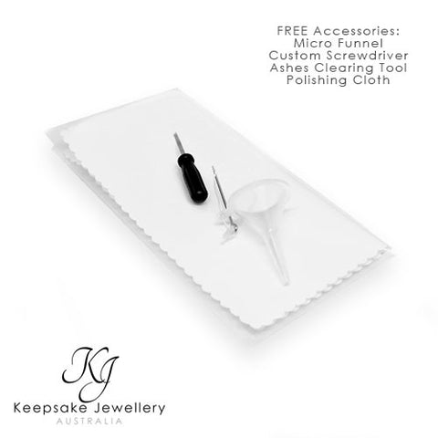 Keepsake Jewellery Australia Filling Kit
