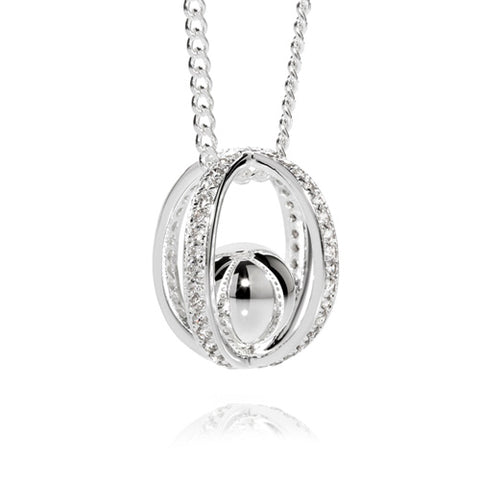Circles of Love Memorial Pendant