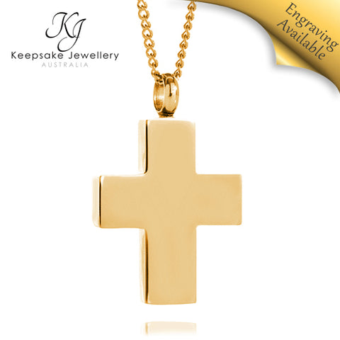 Cross Jewellery for Ashes GSTS e