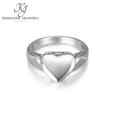 Heart Ashes Ring STS