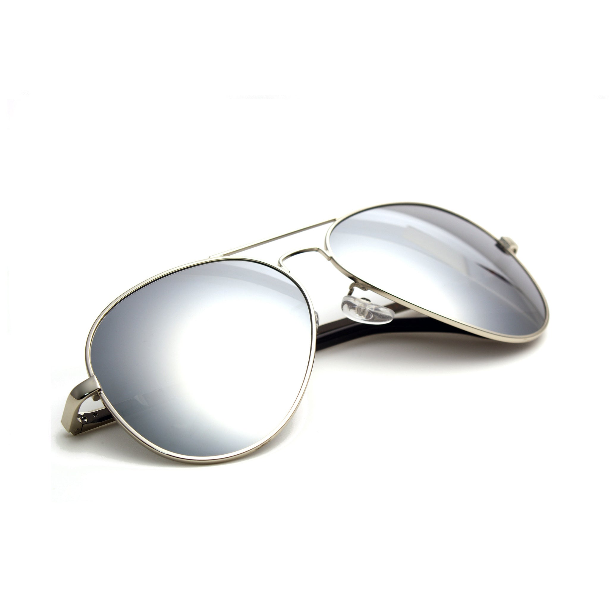 fc4eee686a6aa AVRO1038L - Polarized Aviator Sunglasses with Spring Hinges For Men Women
