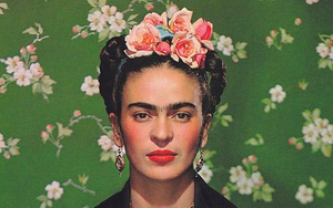 F IS FOR FRIDA KHALO - WHO RUN THE WORLD