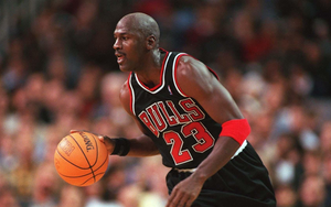 M IS FOR MICHAEL JORDAN - BORN TO BALL