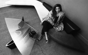 Z is for ZAHA HADID - WHO RUN THE WORLD?